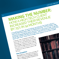 Making The Number Case Study